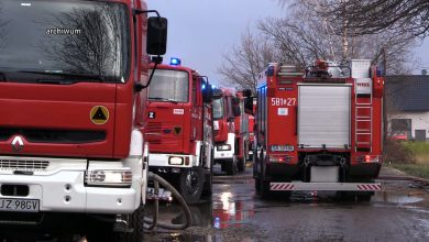 Coraz mniej pożarów, coraz więcej wypadków. Strażacy ze Śląska podsumowali 2018 rok