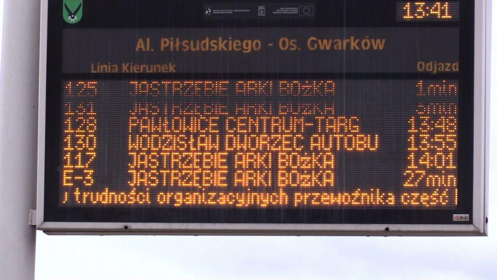 Sytuacja wróciła już do normy, a Przedsiębiorstwo Komunikacji Miejskiej z Jastrzębia na razie nie zostanie postawione w stan upadłości