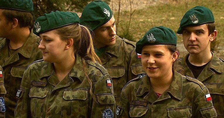 Kwalifikacja wojskowa w Katowicach. Stawić muszą się, m.in. urodzeni w 2001 roku (fot.archiwum TVS)