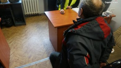 Częstochowa: Włamał się do magazynu. Wpadł, bo zostawił na miejscu kurtkę z dowodem osobistym (fot. KMP Częstochowa)