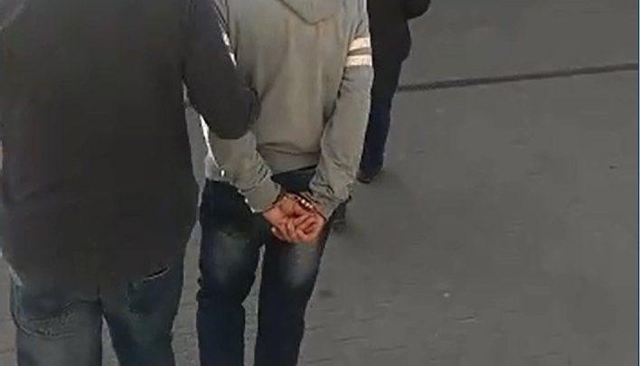 Zabił w Wałbrzychu, został złapany w Pyskowicach. 37-latkowi grozi dożywocie (fot. Śląska Poliicja)