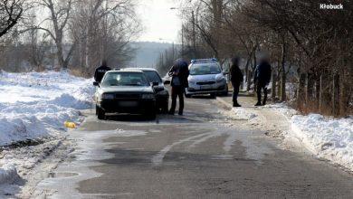 Śląskie: 3 promile, bez prawa jazdy i za kierownicą kradzionego Audi! Pijany wjechał w dwie kobiety i dziecko! (fot.KPP Kłobuck)