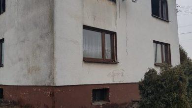 Śląskie: Tragiczny pożar w Kleszczowie. Jeden mężczyzna nie żyje, drugi przebywa na oddziale intensywnej terapii (fot.Śląska Policja)