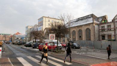 Katowice: Ruszają przygotowania do przebudowy ul. Dworcowej (fot.UM Katowice)