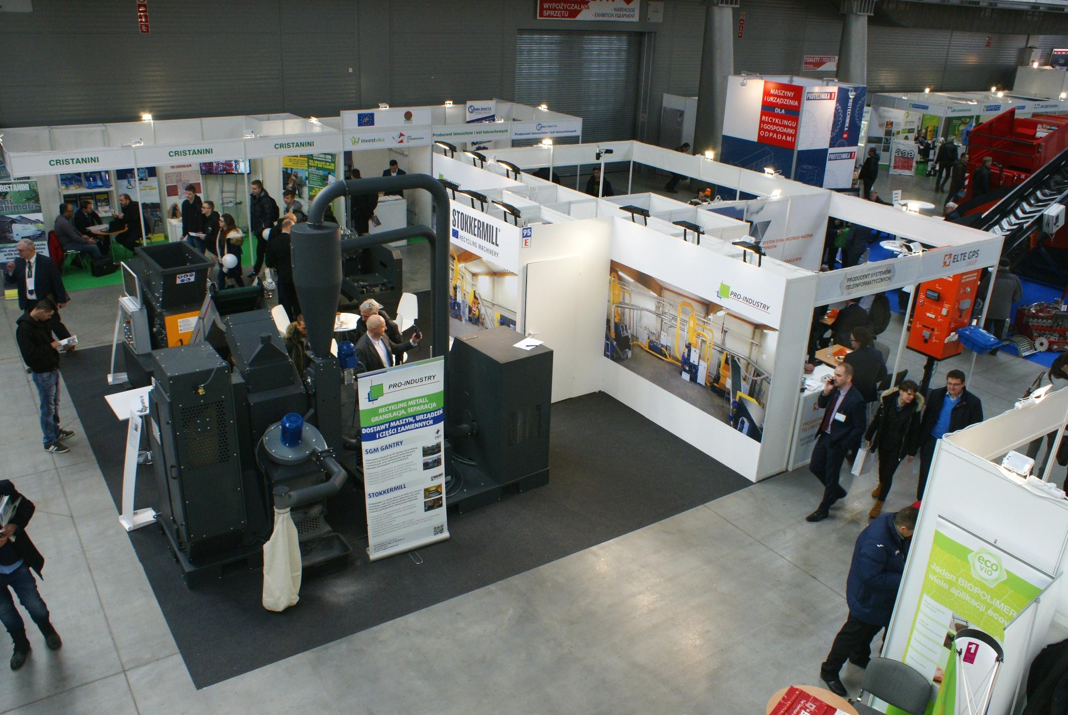 Samorządowe wyzwania na targach EKOTECH (fot.mat.prasowe)