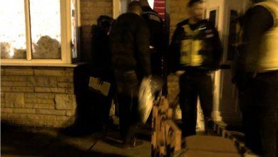 Gang Polaków w Wielkiej Brytanii handlował ludźmi! To nie wszystko! (fot.policja)