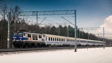 PKP Intercity poleca się na ferie zimowe (fot.PKP Intercity)