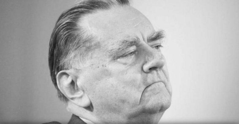 Żałoba narodowa po śmierci Jana Olszewskiego ma obowiązywać 15 i 16 lutego (fot.TVP Info)