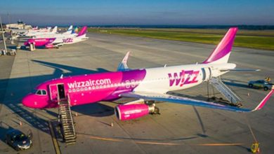 Linie lotnicze Wizz Air ogłaszają rekrutację. Na kandydatów do podniebnej pracy czekają w Katowicach! (fot.archiwum)