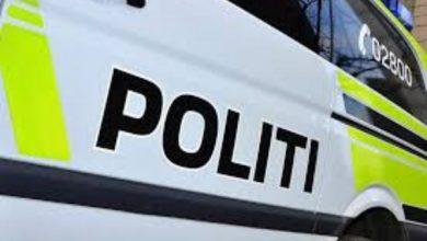 Polak smarował odchodami budynki w Norwegii (fot. politiet.no)