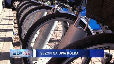 Moda na rowery opanowuje Katowice (fot.mat.TVS)