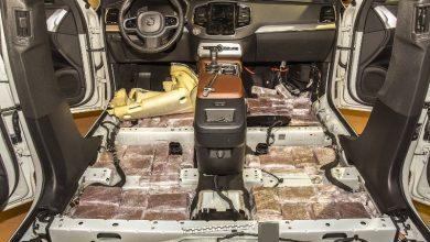 Znaleźli haszysz za ponad 10 milionów! Wyłożyli nim całą podłogę w samochodzie! (Straż Graniczna)
