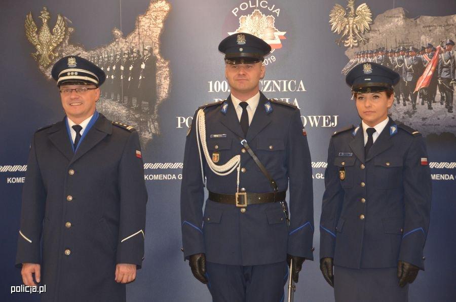 Polska policja będzie miała nowe mundury. Widzieliście je już? mamy pierwsze ZDJĘCIA! foto: Piotr Maciejczak Policja 997