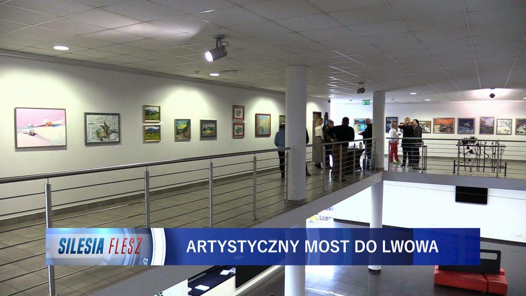 Most między Lwowem i Katowicami? Buduje go wystawa w Wyższej Szkole Technicznej