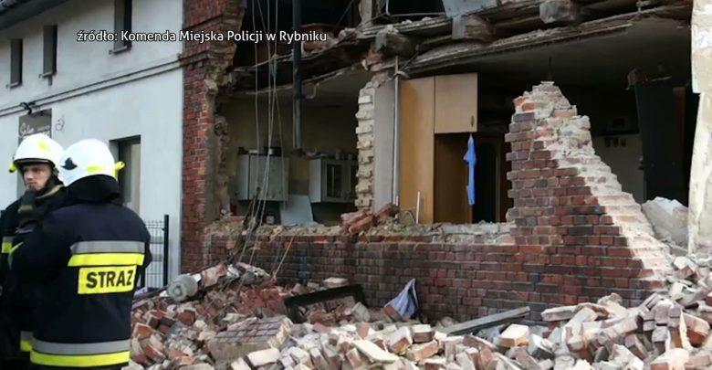 Wybuch gazu w Bełku: Nie żyje 16-latek, ciężko poparzony w eksplozji gazu