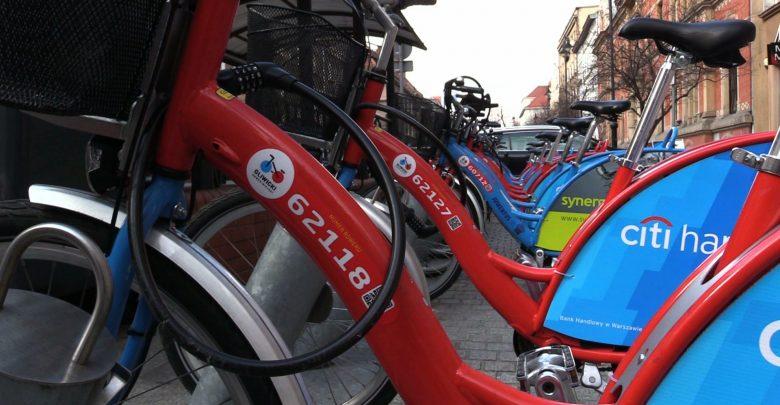 Metropolia zintegrowała wypożyczalnie rowerów miejskich w czterech miastach (fot.poglądowe)
