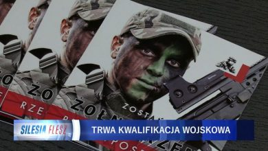 Ponad 700 osób z terenu Rudy Śląskiej podlega w tym roku kwalifikacji wojskowej. Kwalifikacja wojskowa jest obowiązkowa! (fot.mat.TVS)