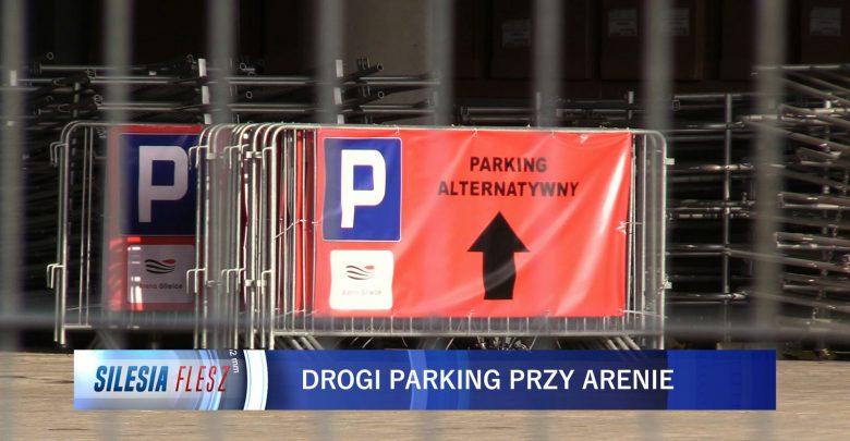 """Za drogo podczas imprez w Arena Gliwice? Tę kwestię poruszyli tamtejsi radni. Najbardziej """"oberwało się"""" opłatom za funkcjonujący przy hali parking"""