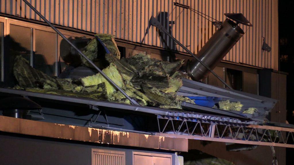 Mysłowice: potężny wybuch przy Karola Miarki! Eksplodował amoniak w budynku na terenie zakładu produkcyjnego przy ulicy Karola Miarki!