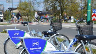 Tychy: Tyski Rower Miejski powraca od 1 kwietnia (fot.archiwum TVS)