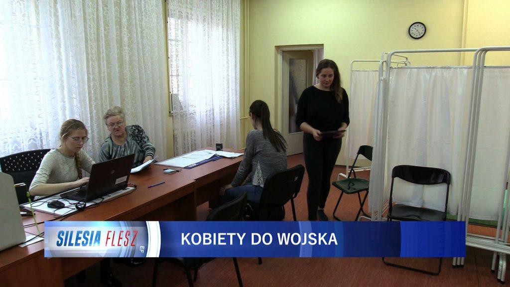 Katowice: Dziewczyny w kamasze, czyli trwa kwalifikacja wojskowa kobiet!