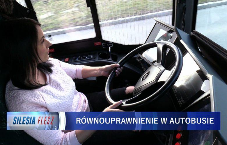 PKM chce tyle samo kobiet co mężczyzn. Równouprawnienie za kierownicą autobusów!