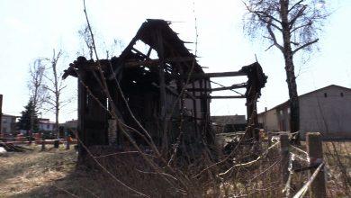 Pożar w Świerklanach. Spłonął budynek przy Plebiscytowej