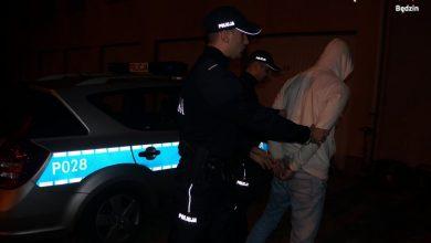 Czeladź: Sądowy wyrok miał za nic. 34-latek zatrzymany z trzema promilami (fot.KPP Będzin)
