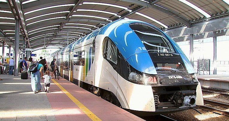 Koleje Śląskie - nowy rozkład jazdy. Blisko 400 połączeń dziennie. [fot. archiwum]