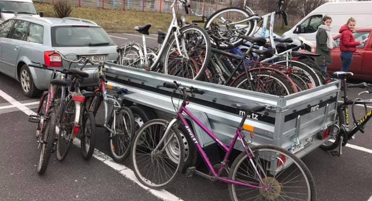 """Niesamowita akcja w Rybniku! Mieszkańcy """"poprawczaka"""" naprawiają rowery [WIDEO]"""