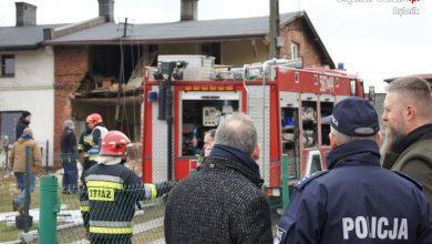 Wybuch gazu w Bełku: Dom do rozbiórki. Dla rodziny potrzebna natychmiastowa pomoc! (KMP Rybnik)