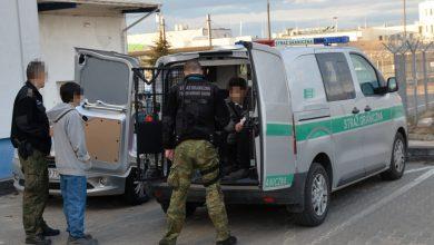 Śląskie: Nastoletni Afgańczycy zatrzymani przez Straż Graniczną (fot.SG)