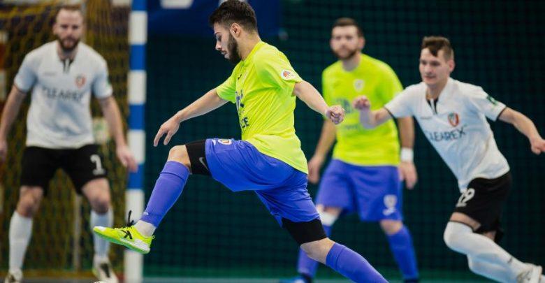 Clearex pokonany Piast awansuje do półfinału Pucharu Polski (fot.I.Dorożański/UM Gliwice)