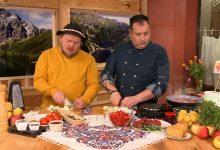 U Bacy na Cacy: Gotowanie na cztery ręce, czyli gulasz w garnku kręcę ;-)