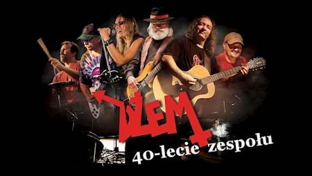 40-lecie zespołu Dżem. Dżem trasa koncertowa 2019 [BILETY] (fot.ebilet)