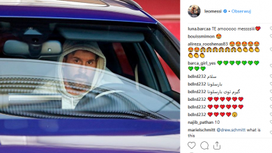 Samochody Messiego (fot. instagram leomessi)