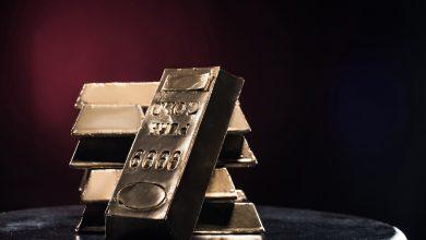 10 krajów z największymi rezerwami złota. Na którym miejscu jest Polska?