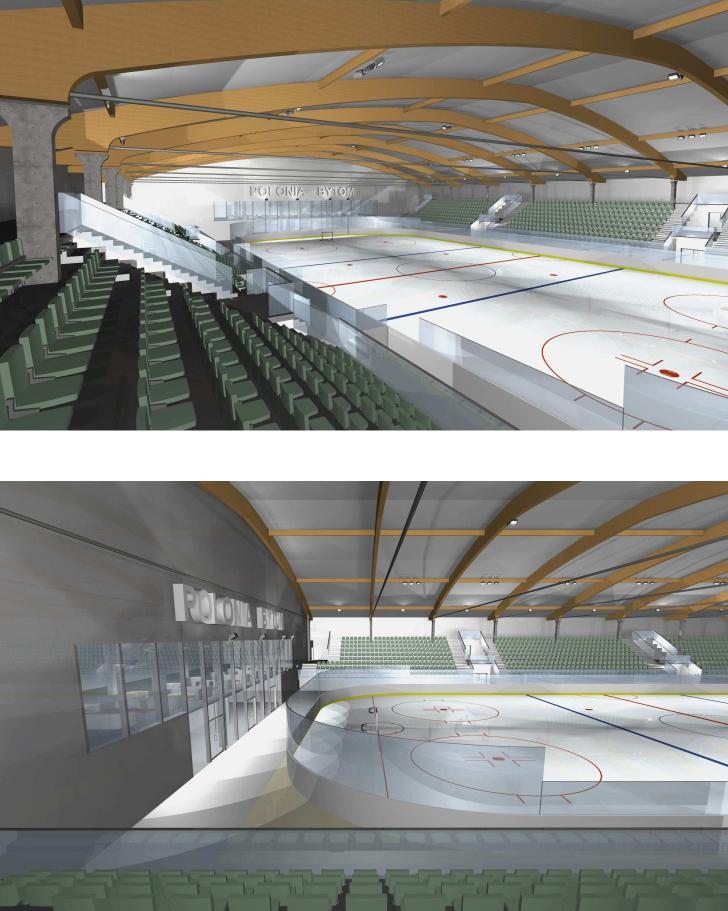Bytom: Lodowisko zamiast stadionu [WIDEO] Budowa rozpocznie się jeszcze w tym roku (wiz. UM Bytom)
