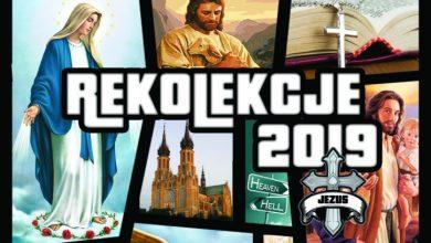 Rekolekcje z GTA. Kościół z Radomia zaprasza plakatem z gry [FOTO]