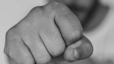 NIE dla legalizacji przemocy domowej - cichy protest na rybnickim rynku. [fot. www.pixabay.com]