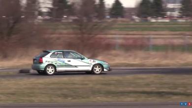 Super Sprint w Tychach. Kierowcy uczyli się udzielać pomocy [WIDEO]