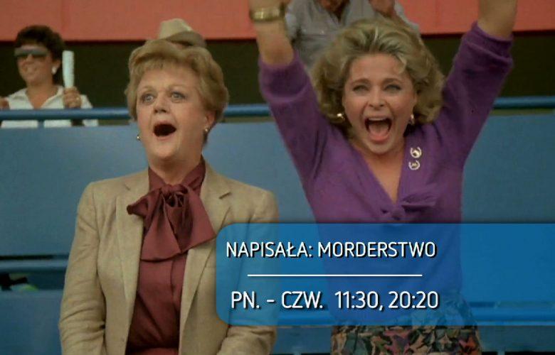 Oglądaj serial Napisała: Morderstwo od poniedziałku do czwartku o godzinie 20:20 w Telewizji TVS.