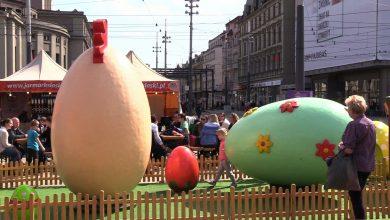 Jarmark Wielkanocny na katowickim Rynku potrwa do 19 kwietnia