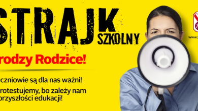 Związek Nauczycielstwa Polskiego zapewnia, że przed strajkiem się nie cofnie, ze swoich postulatów nie zrezygnuje i że akcja strajkowa jest już przygotowana