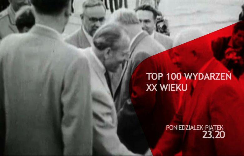 Top 100 wydarzeń XX wieku