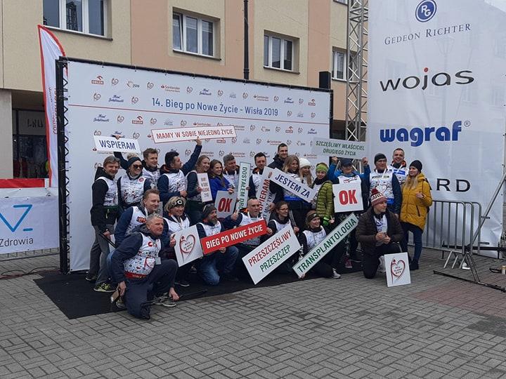 Bieg po Nowe Życie: Przemysław Saleta, Piotr Gruszka, Łukasz Kadziewicz, Mariusz Kałamaga i inni znani stawili się na start