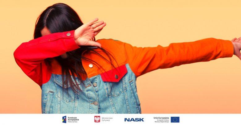 Nie daj się cyberprzemocy! Weź sprawy w swoje ręce! (fot.Ministerstwo Cyfryzacji)