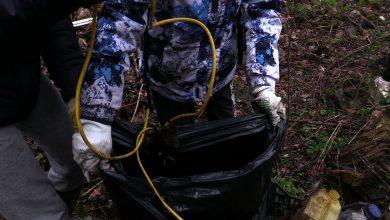 Zakasali rękawy i ostro wzięli się do sprzątania. Mieszkańcy Katowic po raz kolejny porządkowali Dolinę Kłodnicy