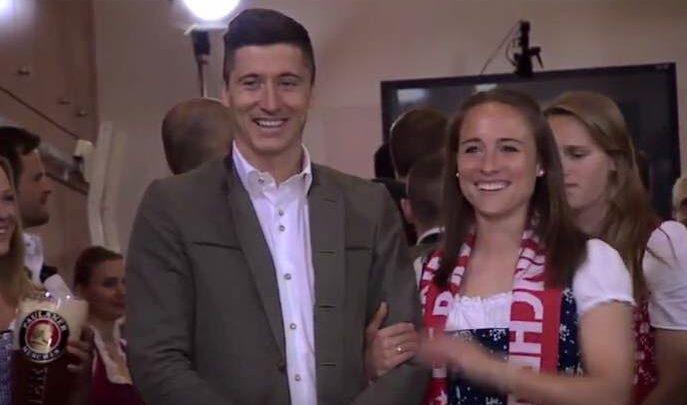 Transfer już potwierdzony! Lewandowski odchodzi z Bayernu Monachium. Transfer wskazuje bardzo odległy kierunek - USA. (fot.facebook.com/GinaLewandowski)