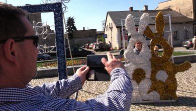 Wielkanoc po staropolsku – jak co roku – zawitała na Rynek Starego Miasta w Czeladzi
